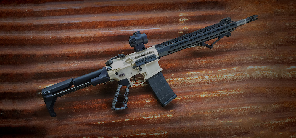 Custom AR15