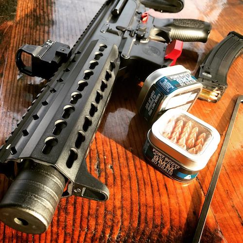 rifle-and-ammunition