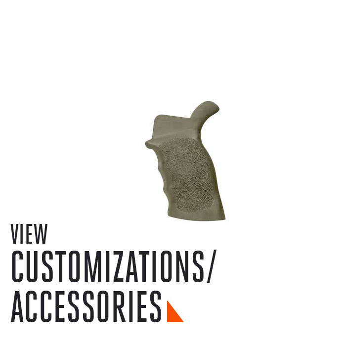 View Customizations & Accessories